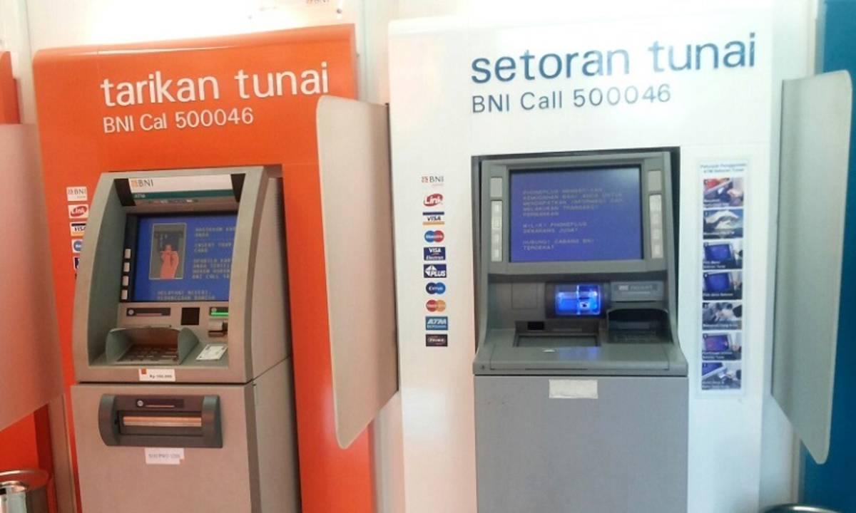 Cara Setor Tunai di ATM BNI dan Tips-Tips Bertransaksi yang Aman ...