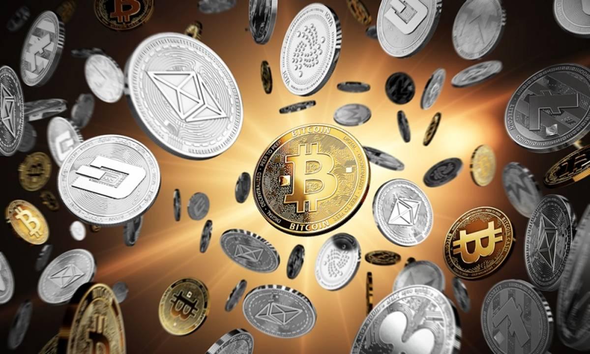 Tidak hanya bitcoin tapi uang kripto lain juga menurun
