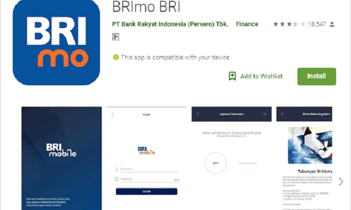 Cara Buka Rekening Online Di Bri Bni Btn Dan Bank Mandiri Mudah Dan Cepat Cermati Com