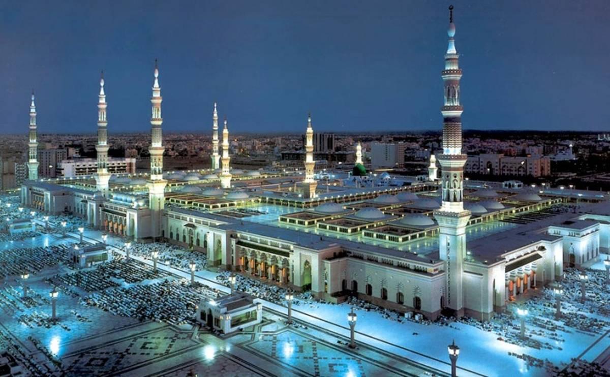11 Mesjid Terbesar Dan Terindah Di Dunia Cermati Com