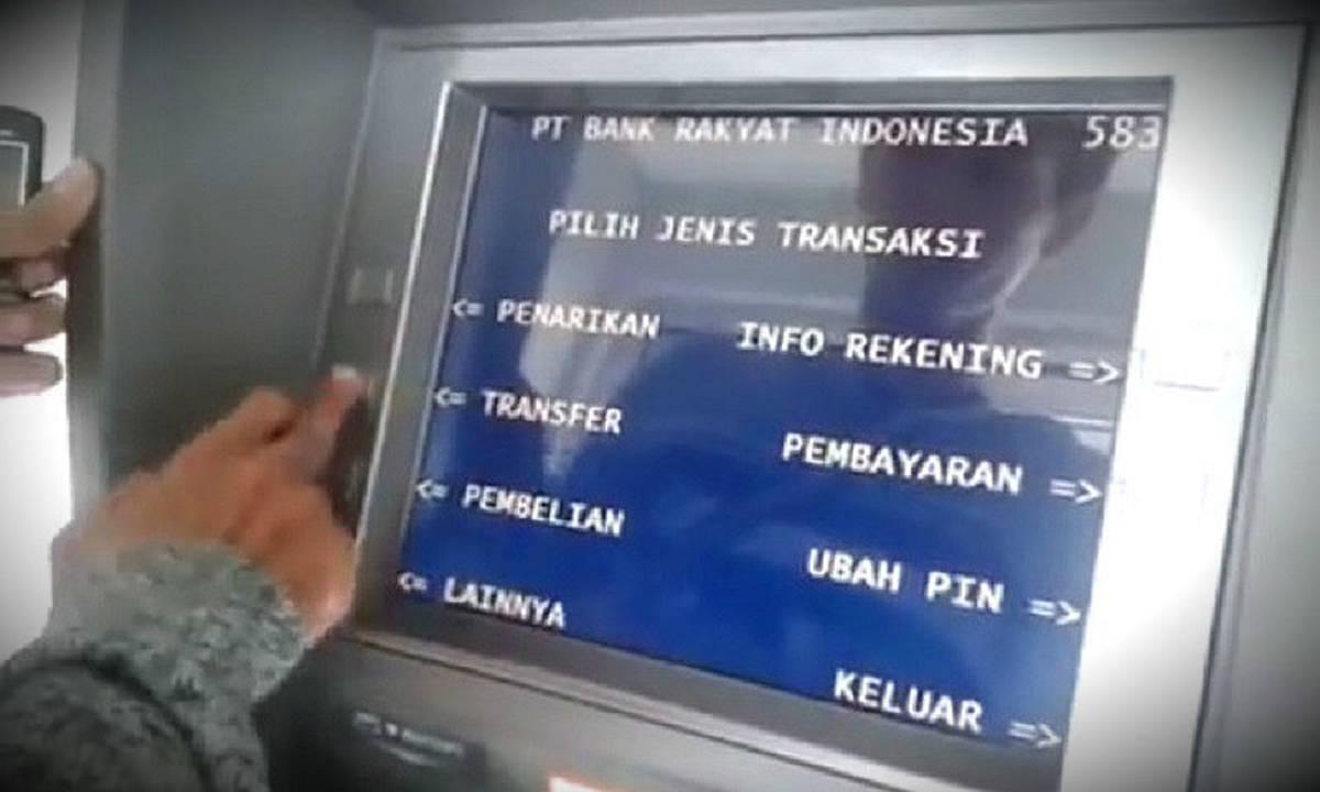 Cara Transfer Uang Lewat Atm Cermati Com