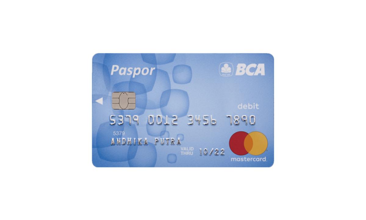 Paypal Debit Bca