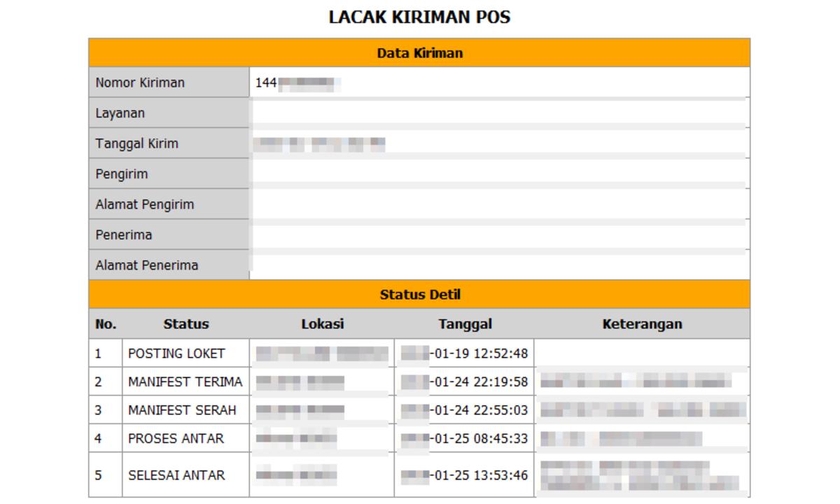 Cek Resi Pos Indonesia, Layanan Baru untuk Melacak Kiriman Anda ...