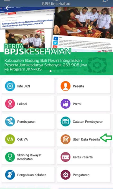 Pindah Faskes Bpjs Kesehatan Makin Mudah Via Aplikasi Jkn Ini Caranya Cermati Com