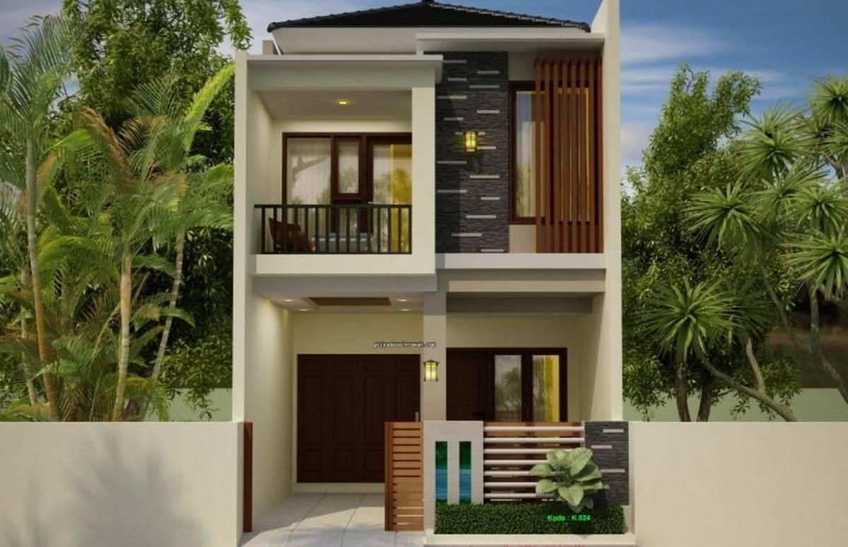 Desain Rumah Minimalis Dua Lantai Dan Tips Membangunnya Dengan Biaya Murah Cermati Com