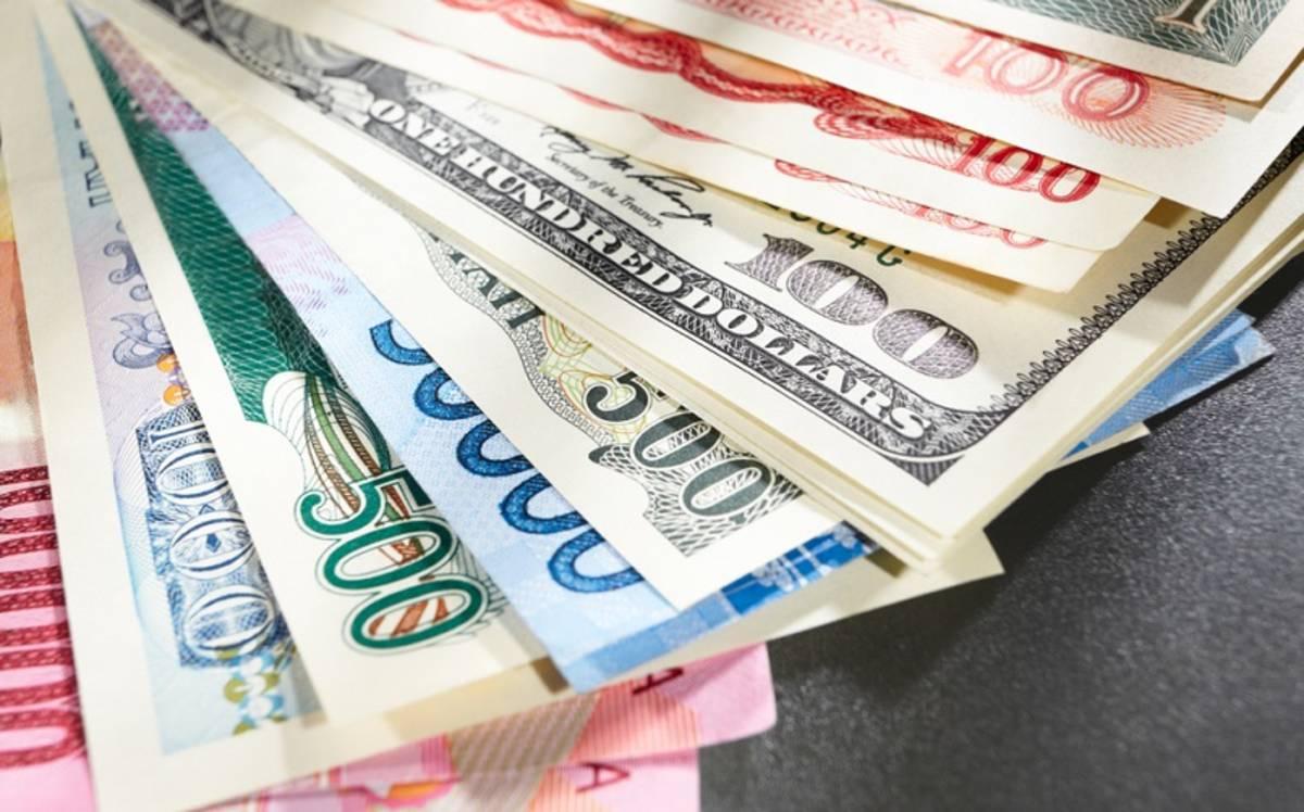mata uang indonesia perdagangan valas