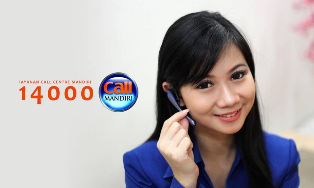 Mandiri Call Layanan Call Center 24 Jam Bank Mandiri Cermati Com