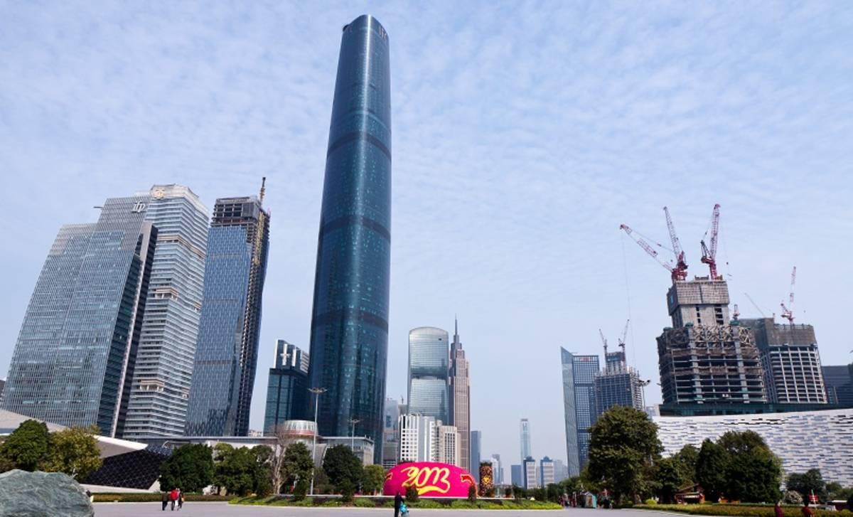 15 Gedung Tertinggi Di Dunia Cermati Com