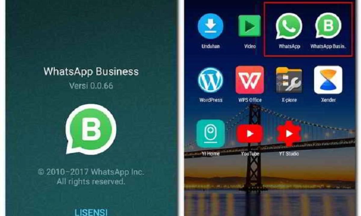 whatsapp business aplikasi yang tepat