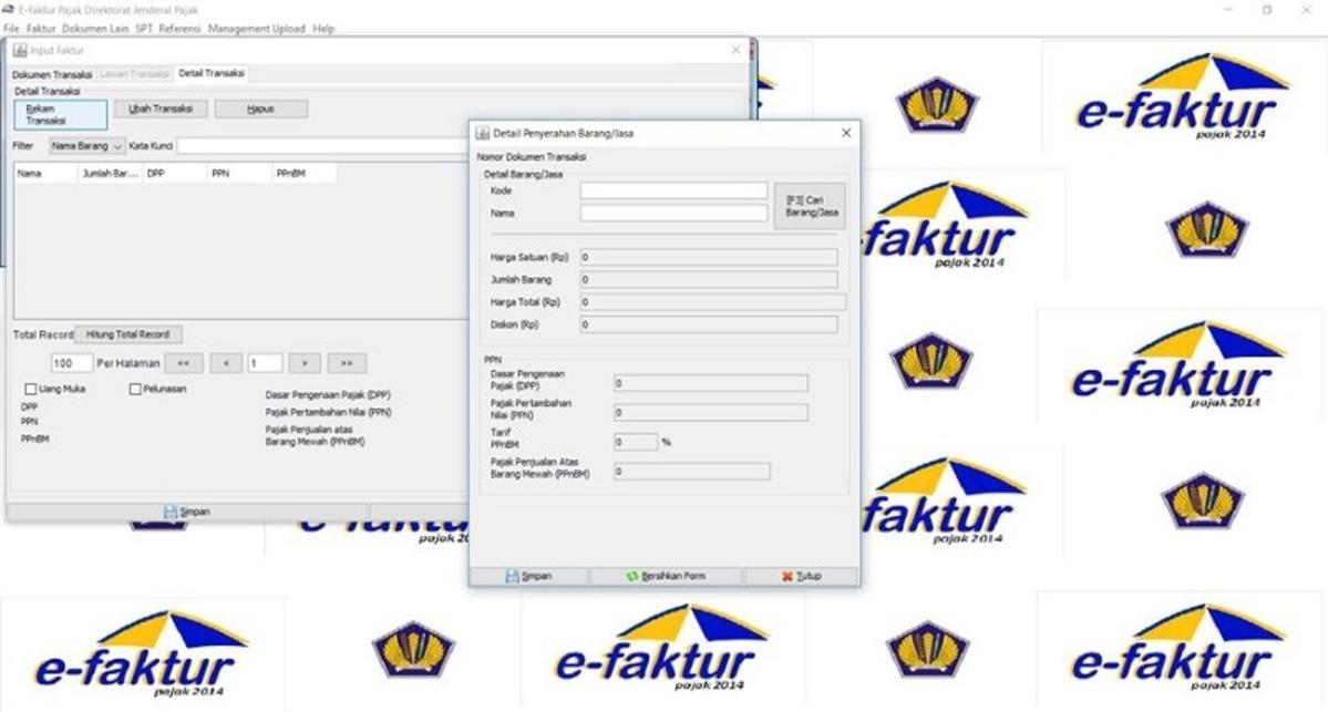 Cara Membuat Faktur Pajak Online Lewat Aplikasi E Faktur