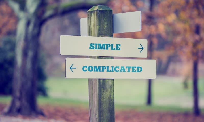 Hidup ini Sederhana, Jangan Dibikin Rumit