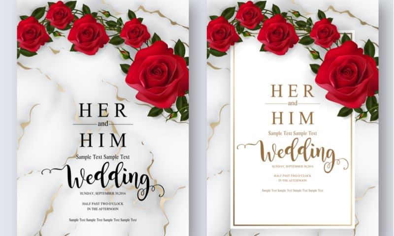 Hiasan Bungan Mawar untuk Menonjolkan Unsur Romantis Cocok untuk Jenis Pernikahan Konsep Garden Party