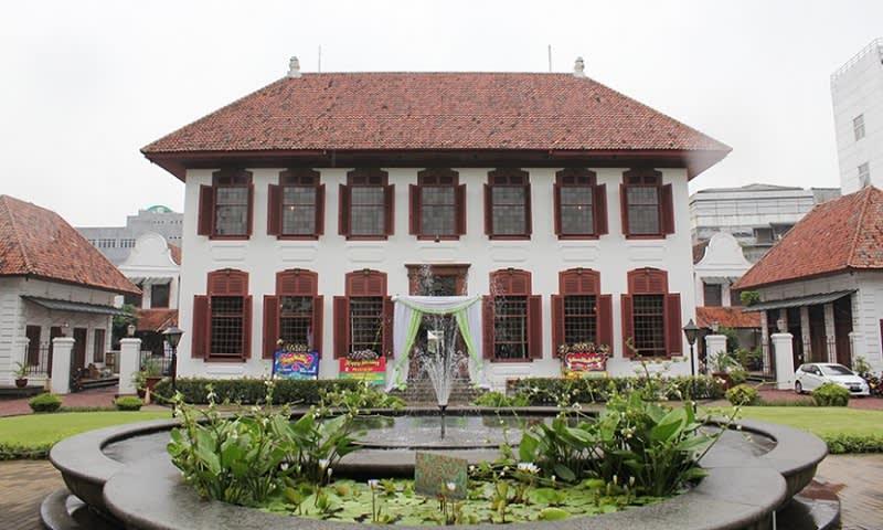 Gedung Arsip Nasional, Jakarta Barat