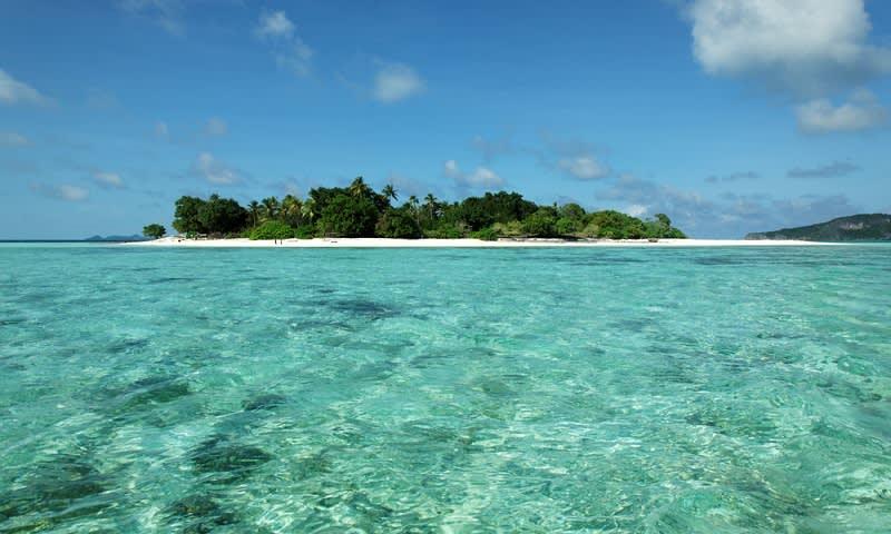 Pulau Panasia, Papua Nugini