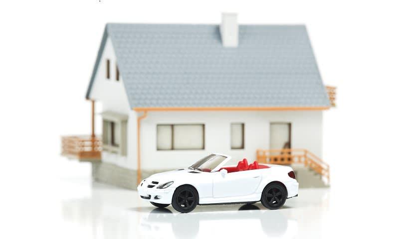 Rumah dan Mobil