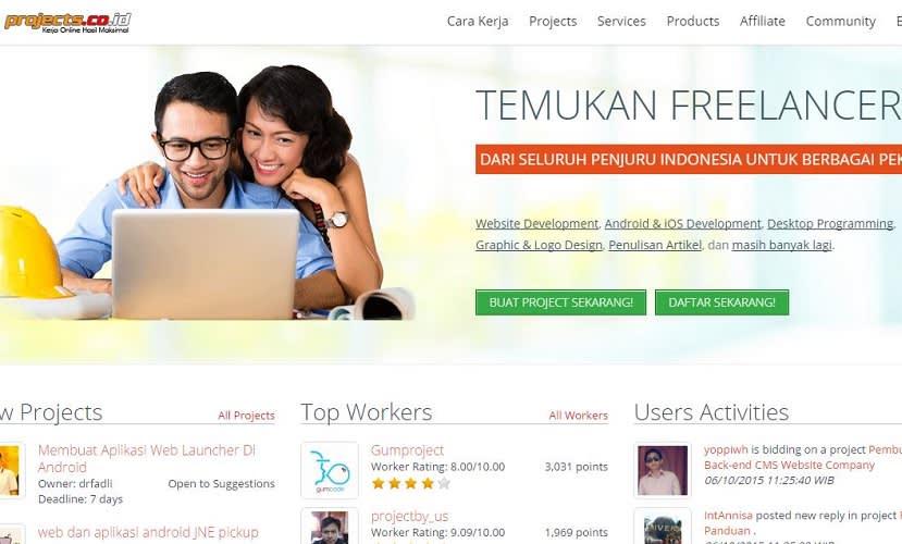 Mau Kerja Online Cari Lowongan Kerja Freelance Di Situs Ini Cermati Com