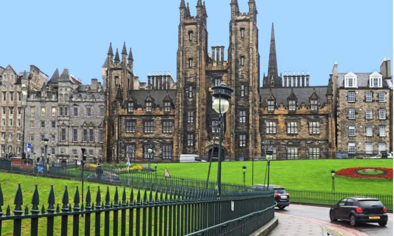 Universitas Edinburgh
