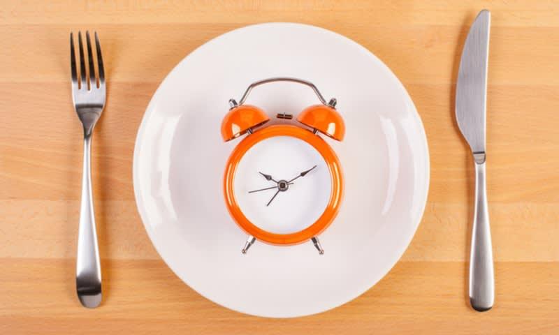 Atur Jam Makan