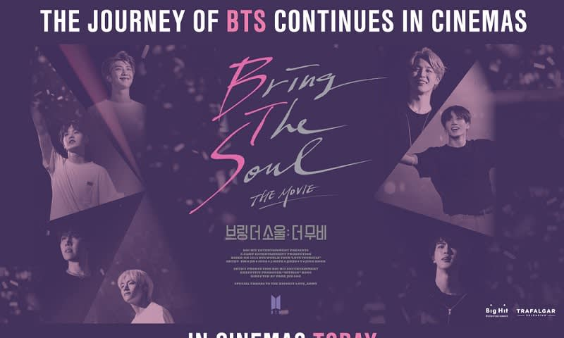 Poster Film Bring The Soul The Movie 2019