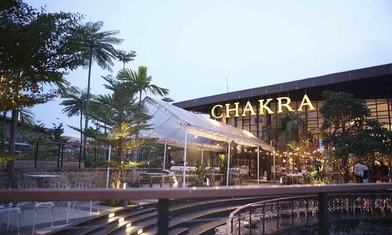 Chakra, BSD City