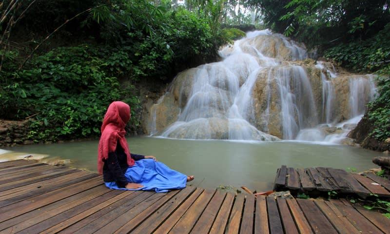 Air Terjun Gedad, Yogyakarta