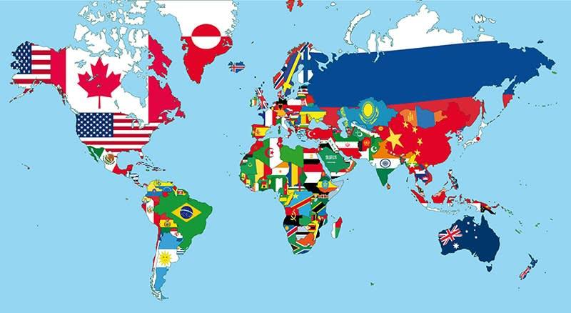 Bendera Negara-Negara di Dunia