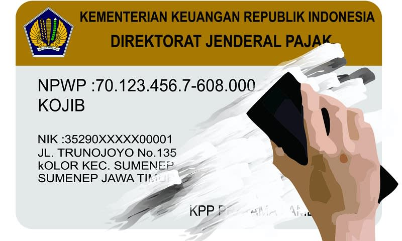 Penghapusan NPWP secara Online
