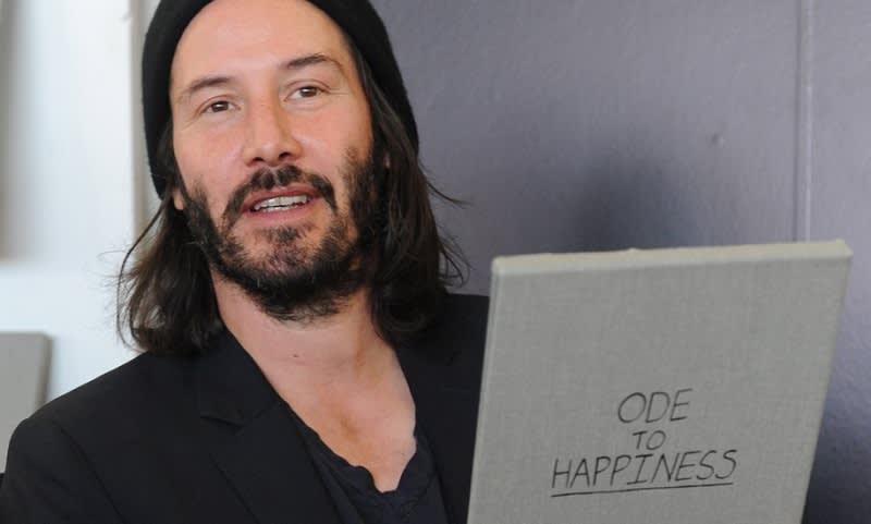 Buku Keanu Reeves