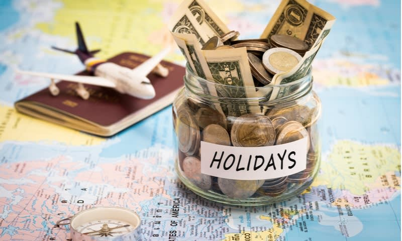 tabungan liburan
