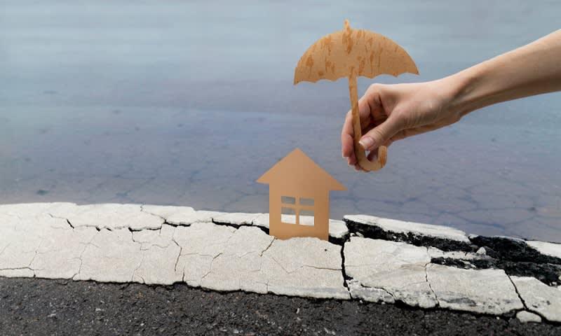 Asuransi Gempa Bumi