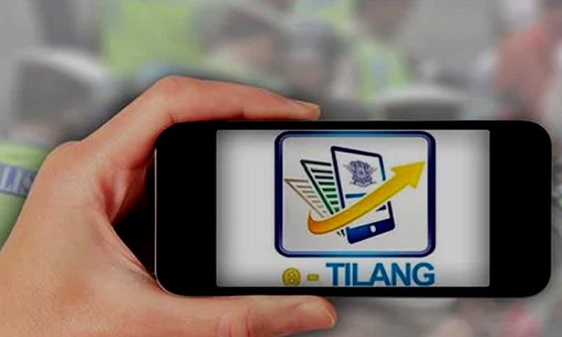Logo e-tilang