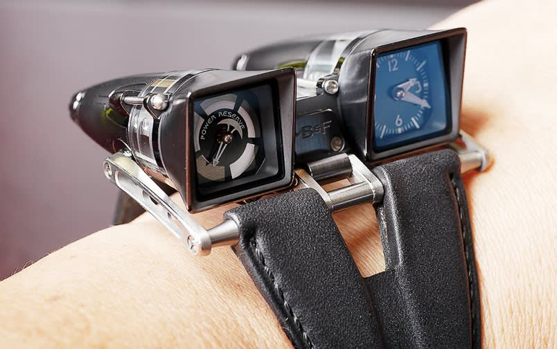 MB & F HM4 Final Edition
