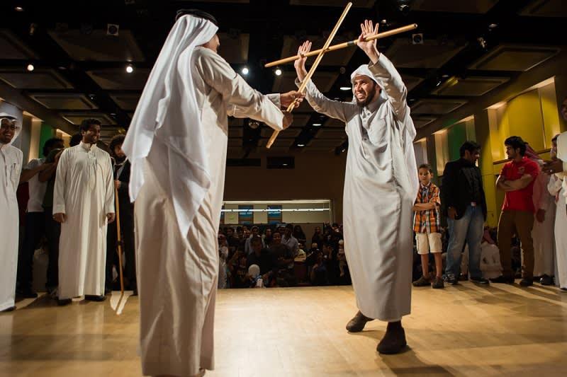 Lebaran Di Arab Saudi via dailyemerald.com