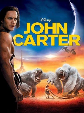 John Carter via amazon.com