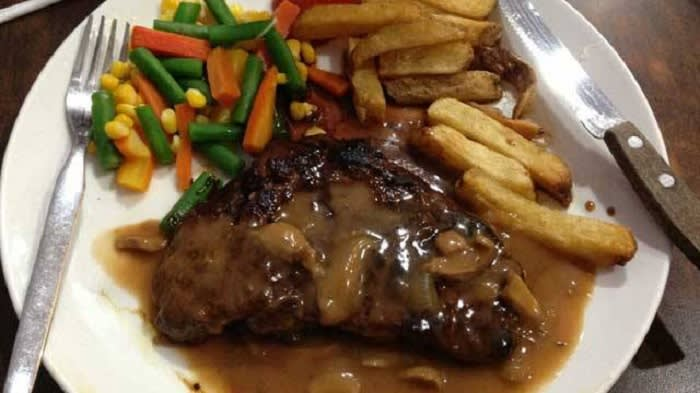 Joni Steak