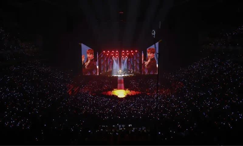 Konser BTS di London, Inggris