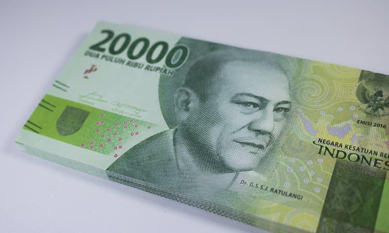 Rupiah Rp20000