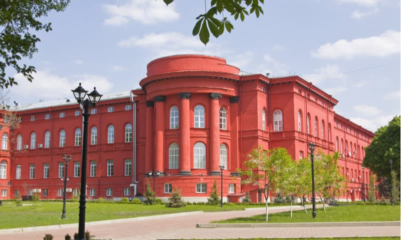 Kiev University, Ukraina