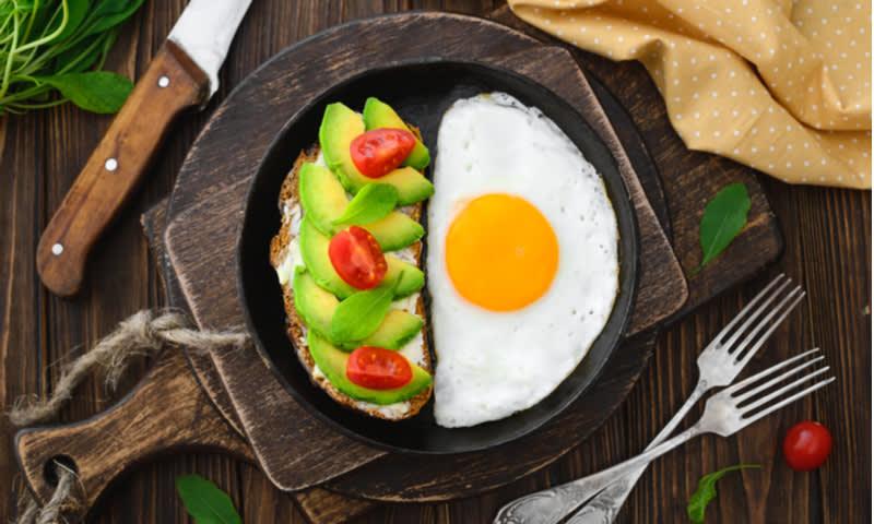 sarapan sehat