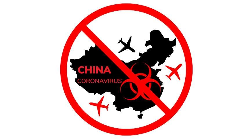 Penerbangan ke China Ditutup