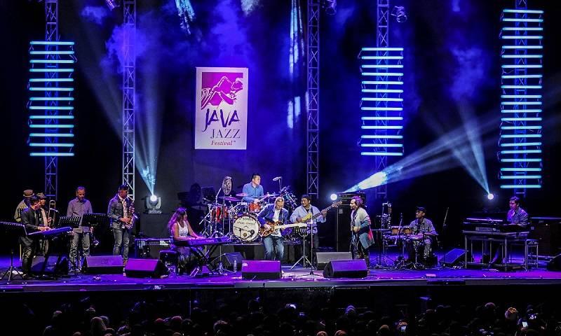 Musisi Java Jazz Festival