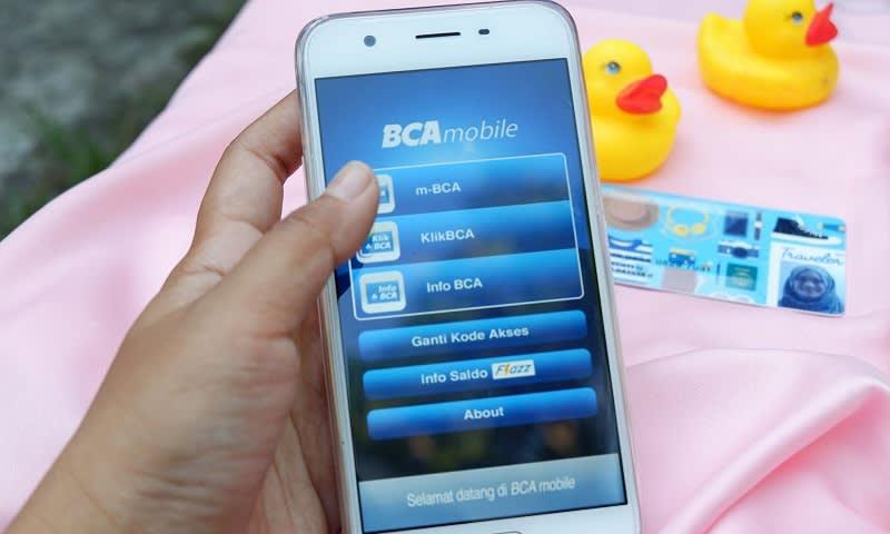 cara transfer uang dari mobile banking