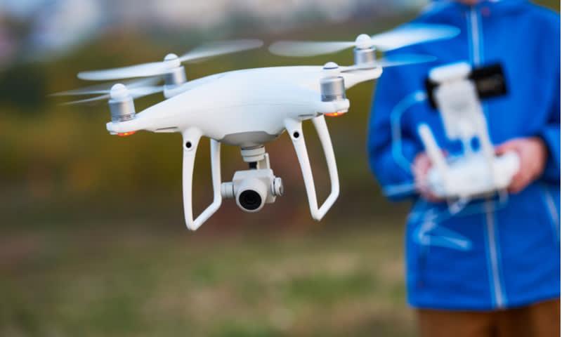 penyewaan drone