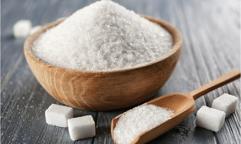gula berlebih