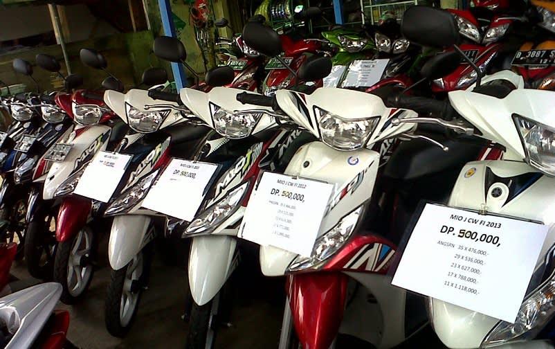 Tips Membeli Sepeda Motor Bekas Berkualitas Cermati Com