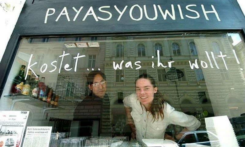 Restoran Der Wiener Deewan