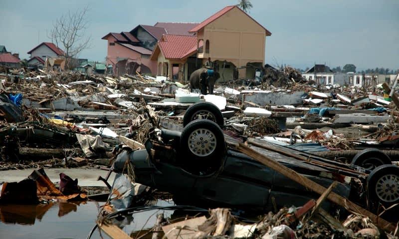 Cek Wilayah Indonesia yang Rawan Gempa
