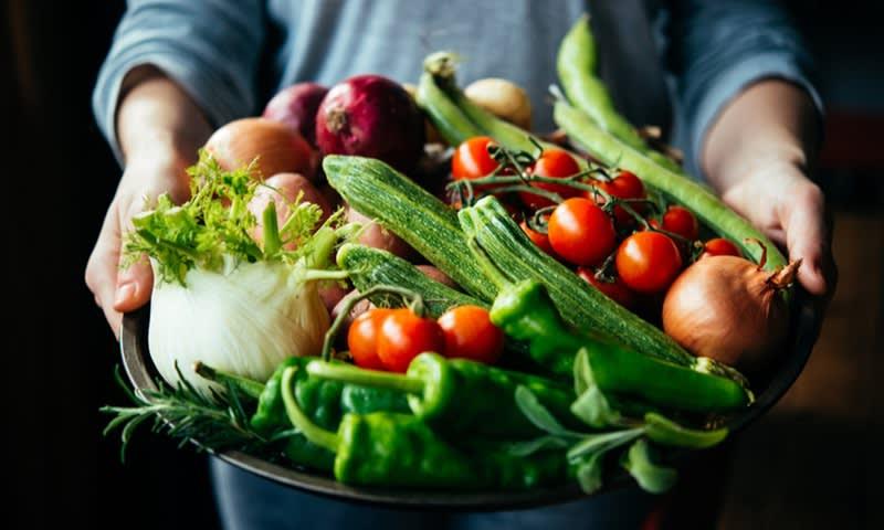 Perbanyak konsumsi makanan organik