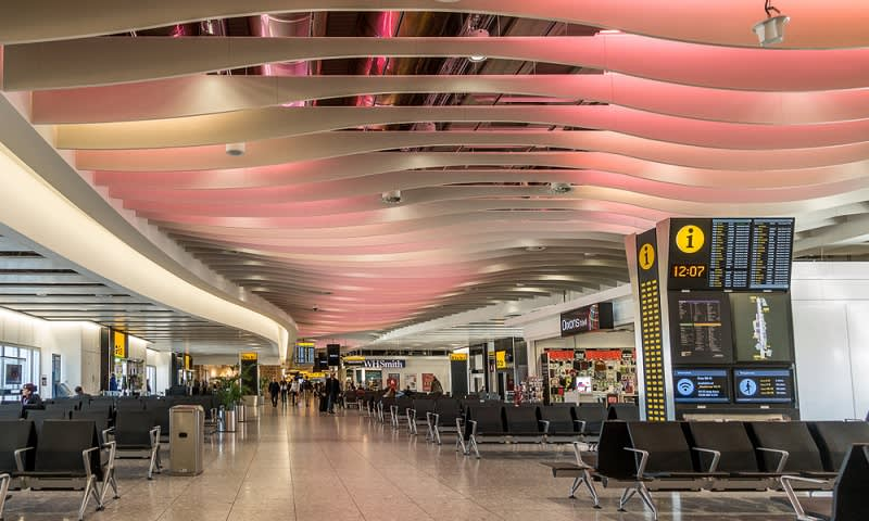 Bandara Heathrow London
