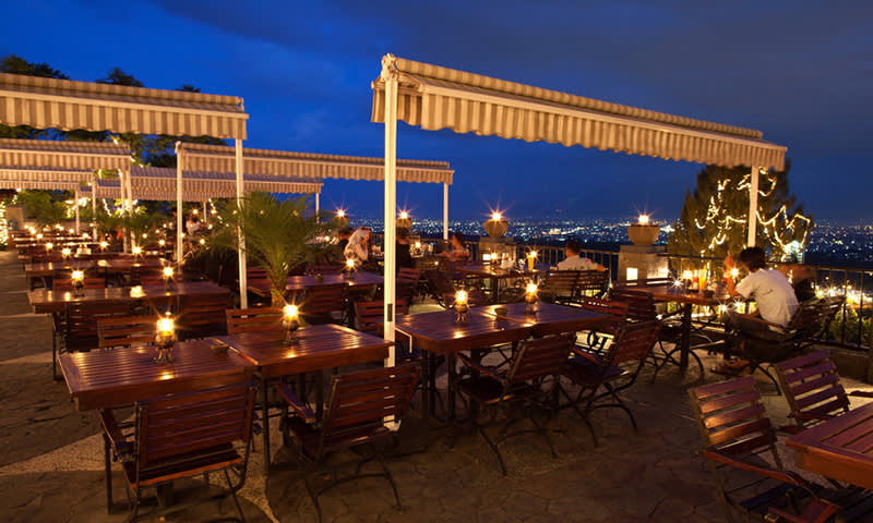 Restoran Dago Atas Bandung